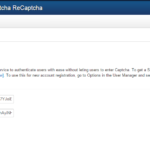 enter your site key and secret key of recaptcha to enable no captcha recaptcha plugin