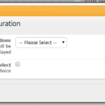 Payment gateway default on signup form